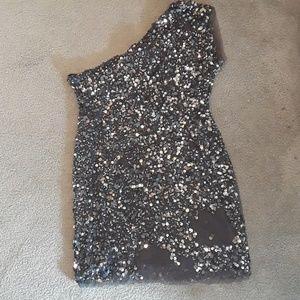 Arden B sequins dress